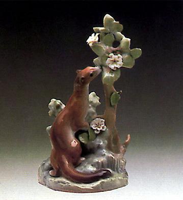 Ermine Lladro Figurine