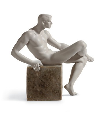 Essence Of Man I Lladro Figurine