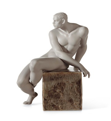 Essence Of Man Ii Lladro Figurine