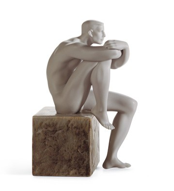 Essence Of Man Iii Lladro Figurine
