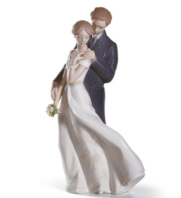 Everlasting Love Lladro Figurine
