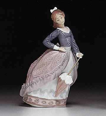 Evita Lladro Figurine