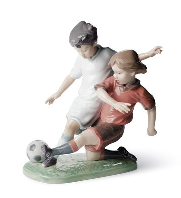 Fair Play Lladro Figurine