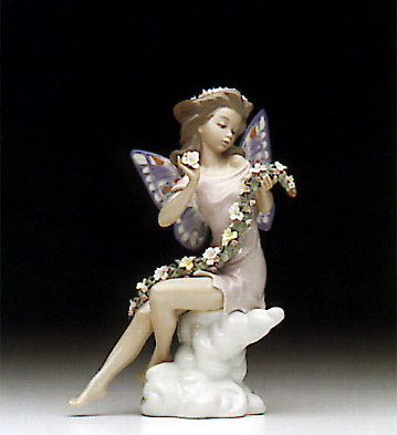 Fairy Flowers Lladro Figurine