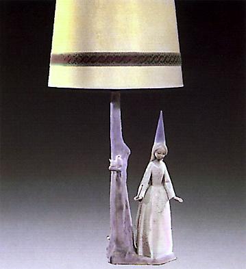 Fairy (lamp) Lladro Figurine