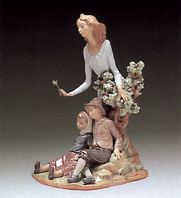 Fairy Queen Lladro Figurine