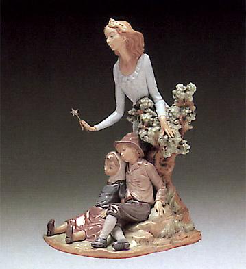 Fairy Queen Lladro Figurine