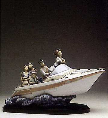 Family Outing (b) Lladro Figurine