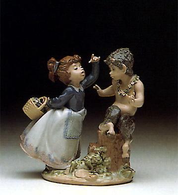 Fantasy Friend Lladro Figurine