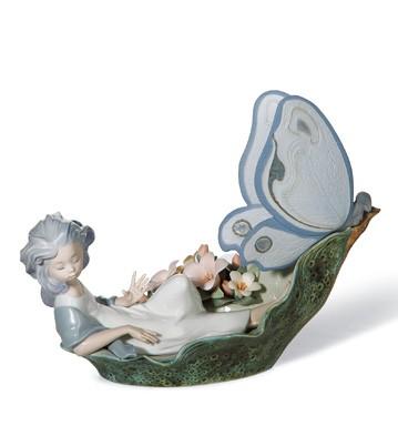 Fantasy Ride Lladro Figurine