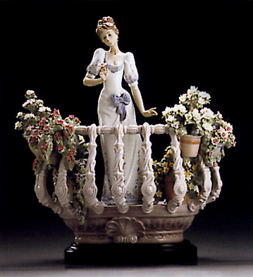 Far Away Thoughts (l.e.) Lladro Figurine