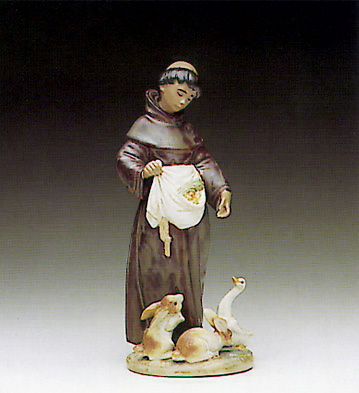 Farmyard Grace Lladro Figurine