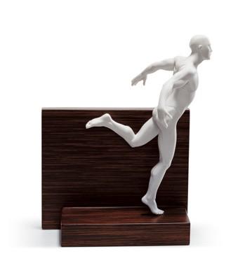 Faster Lladro Figurine