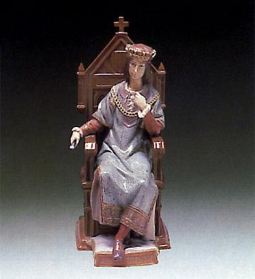 Fernando De Aragon Lladro Figurine
