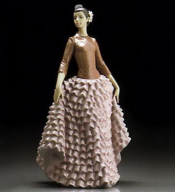 Fiesta Dancer Lladro Figurine