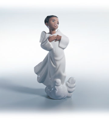 Filled With Joy Lladro Figurine