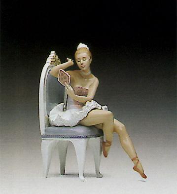 Final Touches Lladro Figurine