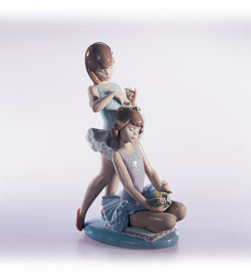 First Ballet Lladro Figurine