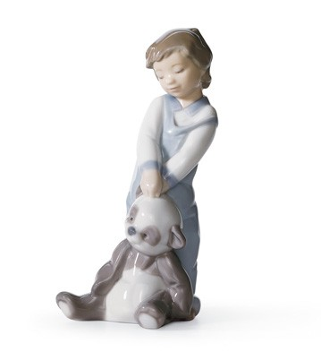 First Discoveries Lladro Figurine