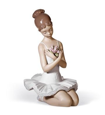 First Ovation Lladro Figurine