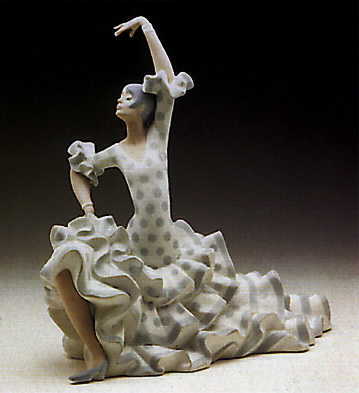 Flamendo Dancer Lladro Figurine