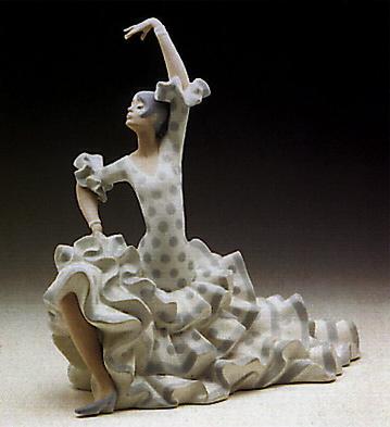 Flamendo Dancer Lladro Figurine