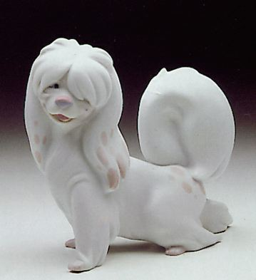 Flirt Lladro Figurine