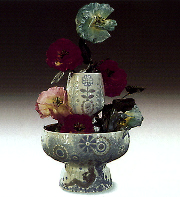 Floral Group (2 Pieces) Lladro Figurine