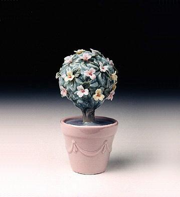 Floral Topiari Lladro Figurine