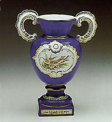 Florals Urn Lladro Figurine