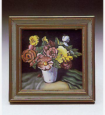 Flower Vase Lladro Figurine