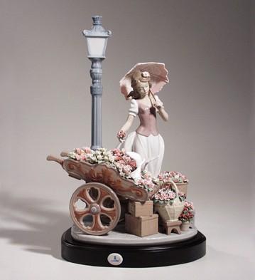 Flowers For Everyone Lladro Figurine