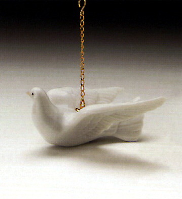 Flying Dove Lladro Figurine