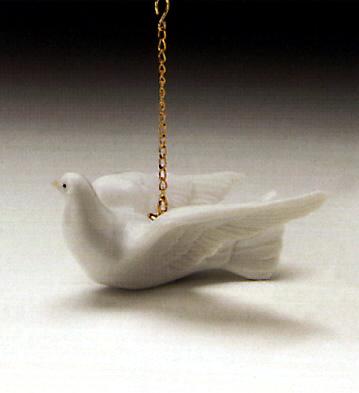 Flying Dove Lladro Figurine