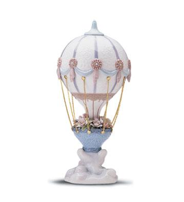 Flying High Lladro Figurine
