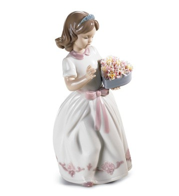 For A Special Someone Lladro Figurine