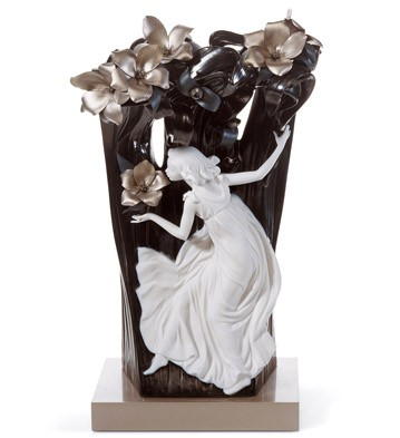 Forest Nymph (re-deco) Lladro Figurine