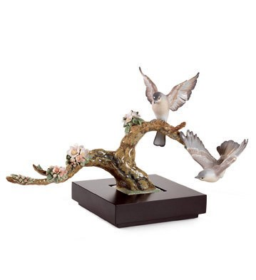 Forest Song Lladro Figurine
