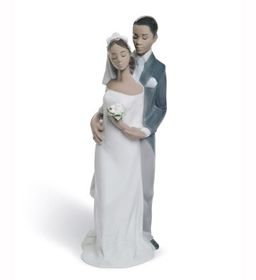 Forever Yours Lladro Figurine