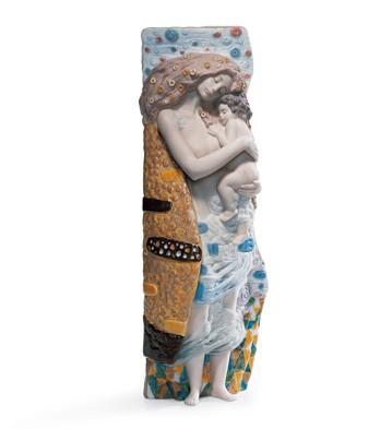 Fountain Of Life Lladro Figurine