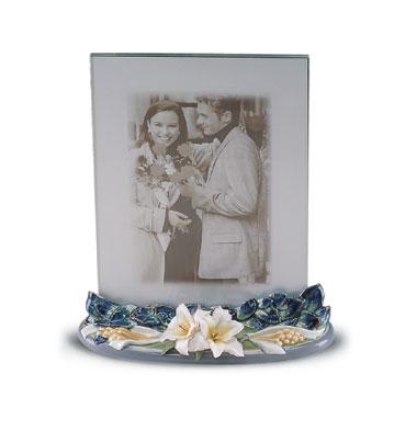 Frame Lladro Figurine