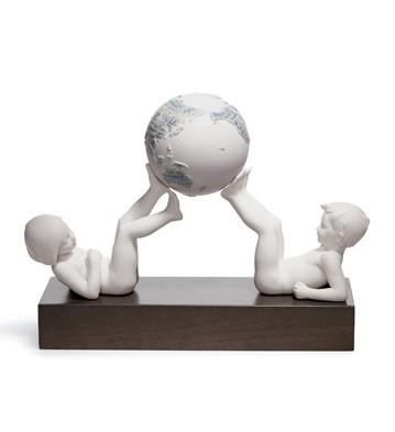 Fraternitas Lladro Figurine