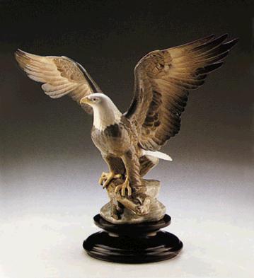 Freedom (l.e.) (b) Lladro Figurine