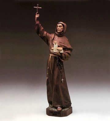 Friar Juniper Lladro Figurine