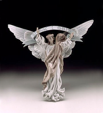 Gabriel The Archangel Lladro Figurine