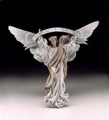 Gabriel The Archangel Lladro Figurine