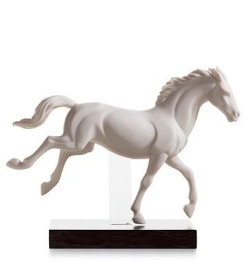 Gallop Ii Lladro Figurine