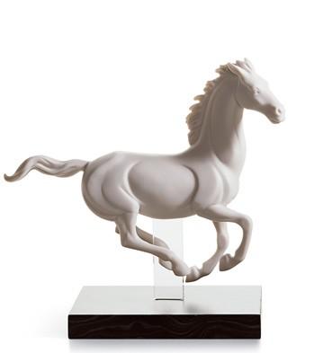 Gallop Iv Lladro Figurine