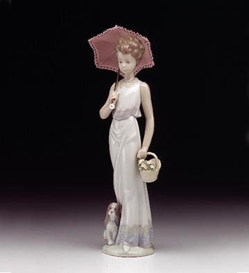 Garden Classic Lladro Figurine