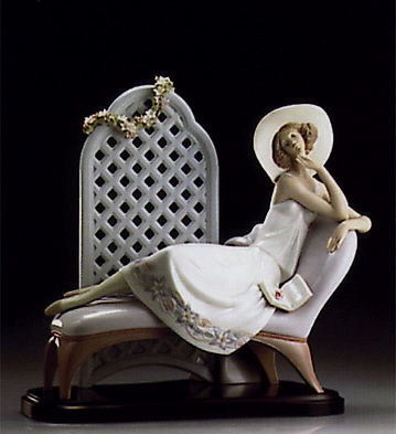 Garden Of Dreams L.e.(b) Lladro Figurine